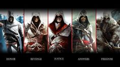 Assassins Creed Characters Image Wallpaper - http://www.gbwallpapers.com/assassins-creed-characters-image-wallpaper/ ( / games)