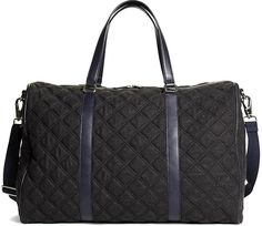 c53b332e704 Brooks Brothers Quilted Duffle Bag on shopstyle.com Leather Duffle Bag, Duffle  Bags,