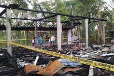 Sepekan Ditempati Rumah Warga Kulonprogo Ludes Terbakar