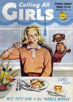 Calling All Girls, November, 1962