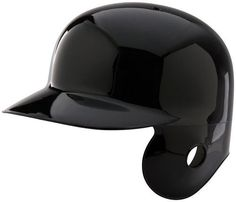 Rawlings Left Ear Traditional Style MLB Authentic Batting Helmet for a Right Handed Batter (Black Hat, Size 7 3/8) by Rawlings. $43.78. This black, size 6 7/8 batting helmet is made for right-handed batters