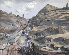 View Caradon Nr Liskeard Cornwall By Edward Bawden; Access more artwork lots and estimated & realized auction prices on MutualArt. Fall Fruits, London Transport, Wood Engraving, Printmaking, Countryside, Book Art, Art Gallery, Artsy, Landscape