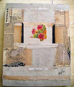 Italian collage, caterina giglio, La Dolce Vita