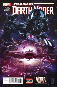 Preview: Darth Vader #13, Story: Kieron Gillen Art: Salvador Larroca Covers: Mark Brooks & Clay Mann Publisher: Marvel Publication Date: November 25th, 2015 Price: $3....,  #All-Comic #All-ComicPreviews #Comics #DarthVader #KieronGillen #Marvel #previews #SalvadorLarroca