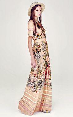 A La Russe Spring/Summer 2014 Trunkshow Look 13 on Moda Operandi