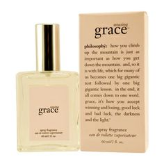 Philosophy 'Amazing Grace' Women's 2-ounce Eau de Toilette Spray