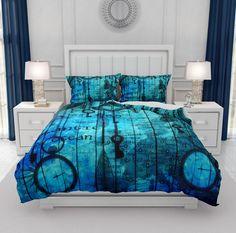 King Duvet, Queen Duvet, Ocean Bedding, Steampunk, Blanket Cover, Duvet Cover Sets, Pillow Covers, Comforter Sets, Comforter Cover