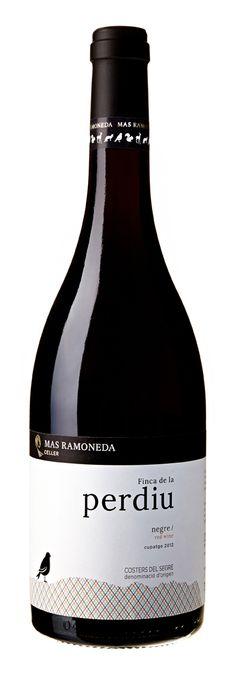 MAS RAMONEDA. Finca de la perdiu. Negre | Red wine