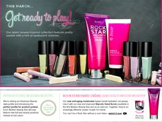 Julep Maven March 2013 Colors – Get Ready To Play!