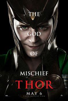 Loki (Thor/Avengers/Mythology)