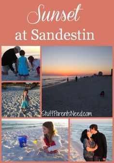 The Best Vacation Spot for Families on the Emerald Coast: Sandestin Golf