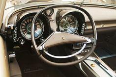 Interior of Chrysler Imperial