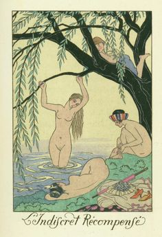 George Barbier & the Great War