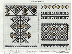 Monochrome, Bohemian Rug, Cross Stitch, Embroidery, Rugs, Romania, Popular, Blouse, Needlepoint