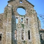 Things to do in Siena  . Abbazia di San Galgano