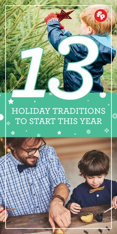 I'm a sucker for holiday traditions-some have stuck, while others have fizzled. I try out new traditions each year and foster ones that make us happy, bring us closer, and create a sense of something-more. Beyond the standard photos and holiday cards, here are more do-it-every-year ideas to try this season.