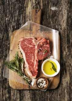 Как приготовить идеальный стейк