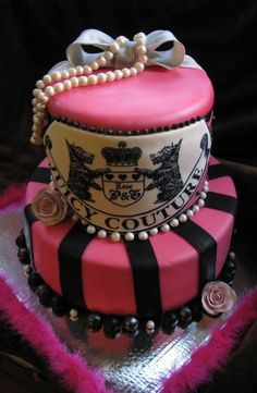 Juicy Sweet 16 Cake