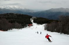 Serres, Greece - The Macedonian City That You Should Visit - Lailias Ski Center