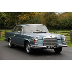 1970 Mercedes-Benz 280 SE 3.5 Coupe W111