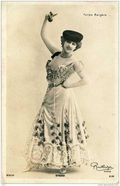 Otero Folies Bergere Paris