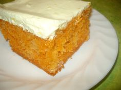 Orange Dreamcicle Cake | Flickr - Photo Sharing!