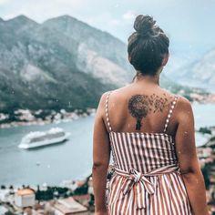 Instagram Travel, Montenegro, Backless, Dresses, Fashion, Vestidos, Moda, La Mode, Fasion