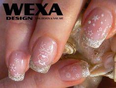 glamour Uv Gel, Cosmic, Nail Art Designs, Nailart, Nail Polish, Glamour, Beauty, Nail Polishes, Polish