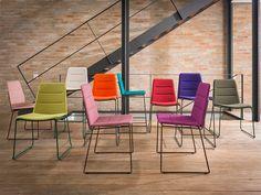 Cadeira Clip Estofada | Fernando Jaeger Atelier #fernandojaeger #fernandojaegerdesign