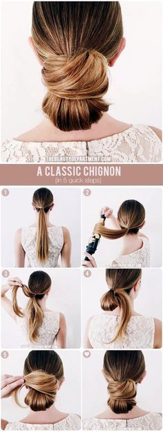 Quick-Hairstyles-that-will-Change-our-Morning-Schedule