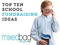 Top Ten School Fundraising Ideas... Reusable totes #3! Get supplies here: http://promosthatpop.com/ProductResults/?SearchTerms=tote  #totes #shoolfundraising