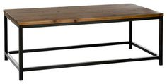 Alec Coffee Table - transitional - Coffee Tables - Pacific Rug & Home