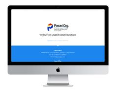 "Check out new work on my @Behance portfolio: ""Pasari Org(under construction…"