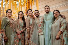 Delhi Wedding With Gorgeous Decor & A Traditional Sikh Outfit Indian Wedding Planning, Wedding Planning Websites, Mehendi Outfits, Bridal Outfits, Indian Wedding Photography, Bridal Portraits, Bridal Looks, Wedding Attire, Wedding Vendors