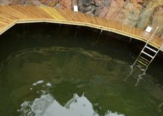 – Undervattensvulkan i Geta ger varma bad