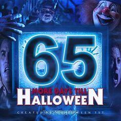 Halloween Countdown, Wonderful Time, Neon Signs