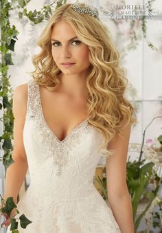 Mori Lee - 2813 - All Dressed Up, Bridal Gown - Morilee - Chattanooga TN's All Dressed Up Bridal Shop / Bridal Boutique offers Wedding Gowns, Prom Dresses & Tuxedo Rentals