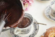 Roscos de gachamiga de Sabiote Jaén www.cocinandoentreolivos.com (27) Chocolate Caliente, Chocolate Fondue, Desserts, Food, Bagels, Deserts, Tailgate Desserts, Essen, Postres