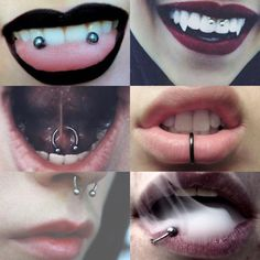 It is one of the most popular types of piercings. Holes drilled for piercing in the ear heal quickly and do not put a big load on the immune system during the healing process. What is Piercing? Daith Piercing, Piercing Implant, Mouth Piercings, Smiley Piercing, Cute Ear Piercings, Tattoo Und Piercing, Facial Piercings, Types Of Piercings, Body Piercing