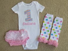 GIRLS Sparkle Stripe Personalized First by PickleBeanBoutique, $18.99 Baby Girl 1st Birthday, 1st Birthday Outfits, 1st Birthday Parties, Pink Blue, Trending Outfits, Cute, Kids, Sparkle, Party Ideas