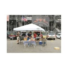 Portable Outdoor Canopy Shelter Shade Picnic Park Camping Steel Frame Tent BBQ #PortableCanopy
