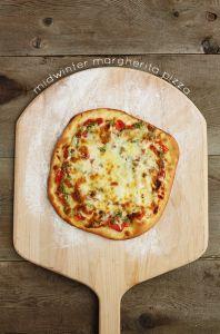 Midwinter Margherita Pizza