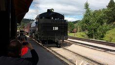 1880 Train. Hill City SD