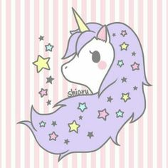 Licorne Kawaii ♥♥♥♥