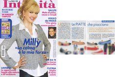 Fashion Factor with the cat flat by Nando Muzi S/S Collection...le piatte che piacciono