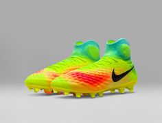 Estos son los bellos Nike Magista 2