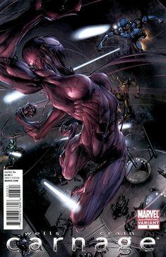 (Marvel) Carnage