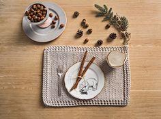 """Dessertteller, kleiner Teller, flach """"Eisbär"""" von ilóika auf DaWanda.com"""