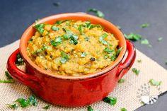 Roasted Smoked Eggplant Curry (vegan, gluten-free)