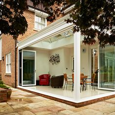 contemporary conservatories/bi-folding doors - Google Search